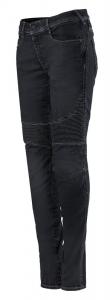 Jeans moto donna Alpinestars STELLA CALLIE Nero Waxed