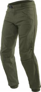 Pantaloni moto Dainese Trackpants Verde Oliva