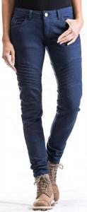 Jeans moto donna Ixon VICKY CE Blu Navy