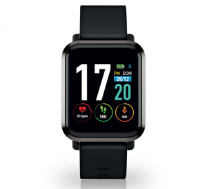 TECHMADE Smartwatch Stark Collection - Full Black