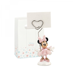 Memoclip portafoto Minnie ballerina