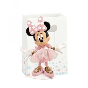 Statuina Minnie ballerina in resina