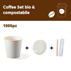 Kit asporto caffè espresso (1.000pz)