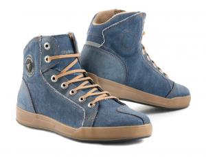 Scarpe moto Stylmartin Melbourne Blu jeans