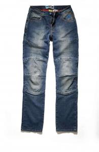 Jeans moto donna PMJ - Promo Jeans Carolina Blu - Stagione 2019