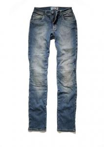 Jeans moto donna PMJ - Promo Jeans Milano Blu