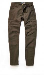 Pantaloni moto PMJ - Promo Jeans Santiago Marrone