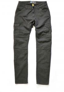 Pantaloni moto PMJ - Promo Jeans Santiago Grigio