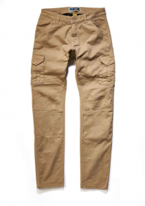 Pantaloni moto PMJ - Promo Jeans Santiago Sabbia