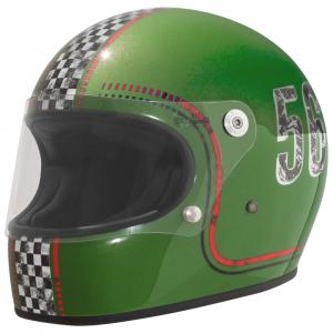 Casco integrale Premier Trophy FL 6 in fibra verde