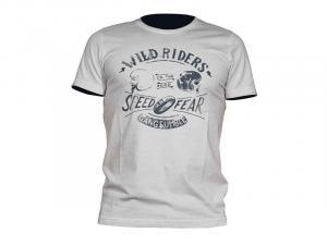 T-shirt DMD Speed Bianco