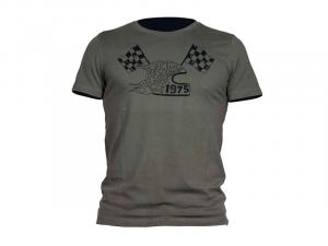 T-shirt DMD Flag verde