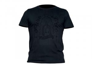 T-shirt DMD Respect nero