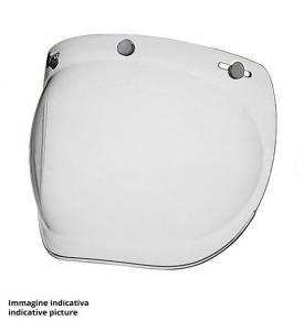 Visiera 3 bottoni chiara Premier per casco MX