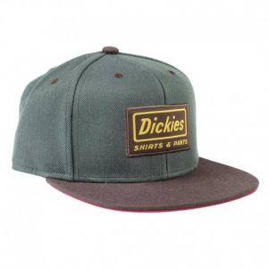 Cappellino Dickies Jamestown verde