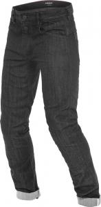 Jeans moto Dainese TRENTO SLIM Nero Rinsed