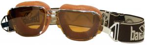 Occhiali moto Baruffaldi Inte 259 cuoio