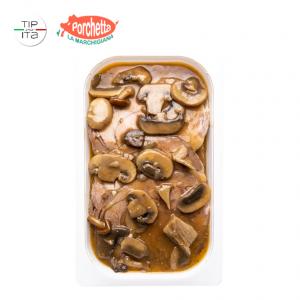 Arrosto di Vitello in salsa di Funghi - 1,3kg