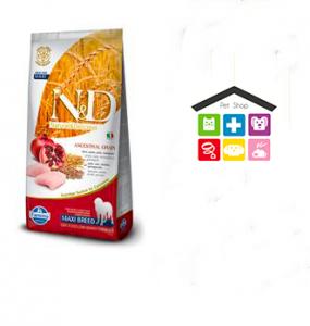 Farmina N&D  ANCESTRAL GRAIN CANINE  medium maxi adult 2,5kg/12kg pollo