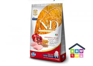 Farmina N&D ANCESTRAL GRAIN CANINE | Gusto Pollo e Melograno PUPPY medium/maxi 2,5kg/12kg
