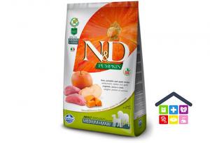 Farmina N&D  PUMPKIN CANINE | Gusto Cinghiale e Mela - Adult Medium/Maxi 2,5kg