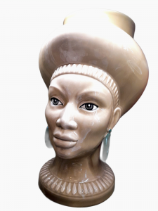 Donna Pop Ceramiche di Caltagirone Agaren