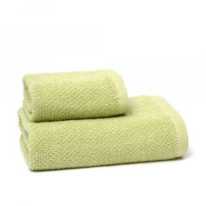 Asciugamani chicco di riso verde