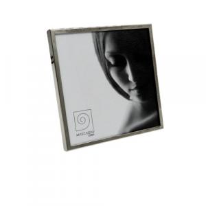 Mascagni cornice quadra 13x13 silver