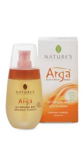 Olio Puro di Argan Bio certificato Ecocert GreenLife 50 ml