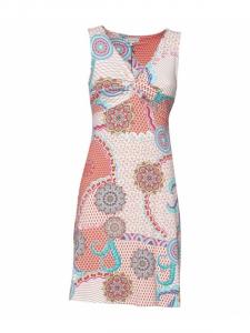 Mini abito in viscosa. Vendita online abbigliamento donna