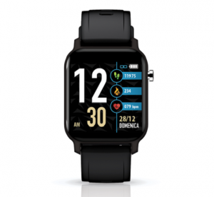 TECHMADE Smartwatch Techwatch X Collection - Black