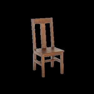 Sedia in legno di palissandro indiano