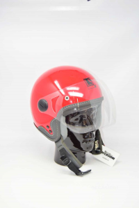 Helmet Boy / To Red New Butxred Size.s-48