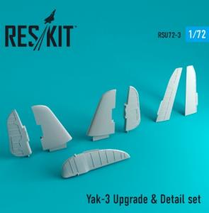 Yak-3 Upgrade & Detail set