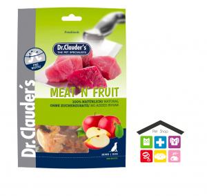 Meat`n Fruit Snack mele e pollo 80g Premium