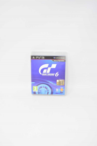 Video Game Gran Tourism 6 For PS 3
