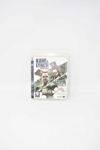 Playstation Game 3 Kane & Lynch Dead Men (Italian)