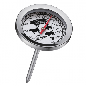 Termometro meccanico carne a spillo