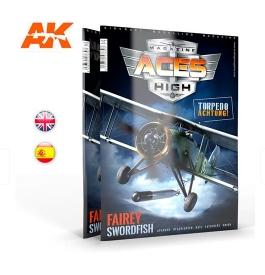Aces High Nº 17 Torpedo Achtung !!