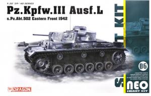 Pz.Kpfw.III Ausf.L s.Pz.Abt.502
