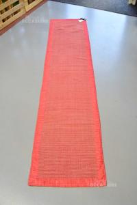 Tappeto Corsia Maia-tex Firenza 1980 Rosso 230 X 51 Cm