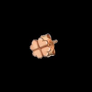 Mono orecchino Quadrifoglio
