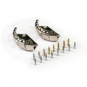 Kit steel toe cup for off-road + screws