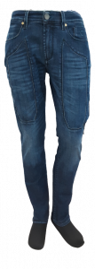 Jeans Denim colore Blu | marca JECKERSON