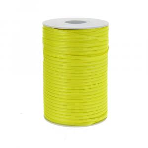 Nastro doppio raso mm 3 x 300 mt giallo limone