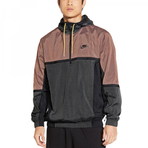 Nike Giacca a Vento Doppio Colore  da Uomo