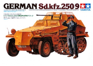 German Sd.kfz.250/9