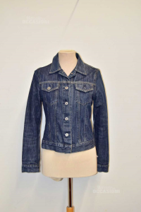 Jacket Woman Replay In Jeans Size L