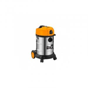 Bidone aspirapolvere/liquidi lt 30 1200w