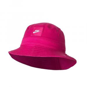 Nike Cappello Pescatore Fucsia Swoosh da Donna